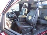 2013 Chevrolet Silverado 1500 LTZ Extended Cab 4x4 Front Seat