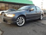 2003 Steel Grey Metallic BMW 3 Series 330xi Sedan #74307870