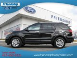 2013 Tuxedo Black Metallic Ford Explorer XLT #74307632