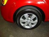 Kia Rio 2010 Wheels and Tires