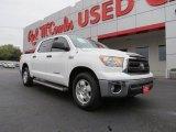 2010 Super White Toyota Tundra SR5 CrewMax #74307605