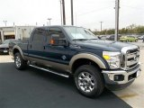 2013 Ford F250 Super Duty Lariat Crew Cab 4x4 Data, Info and Specs