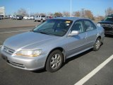 2002 Satin Silver Metallic Honda Accord EX Sedan #74308104