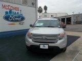 2013 Ingot Silver Metallic Ford Explorer FWD #74307587
