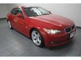 2010 Crimson Red BMW 3 Series 335i Convertible #74369181