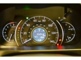 2012 Honda CR-V EX Gauges