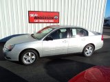 2005 Galaxy Silver Metallic Chevrolet Malibu LS V6 Sedan #74369578