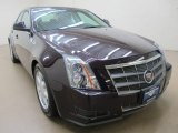 2009 Black Cherry Cadillac CTS 4 AWD Sedan #74368641