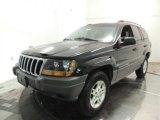 2002 Black Jeep Grand Cherokee Laredo 4x4 #74369305