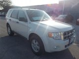 2009 White Suede Ford Escape XLT #74368762