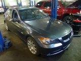 2006 Sparkling Graphite Metallic BMW 3 Series 330xi Sedan #74369555