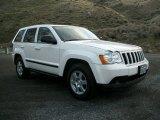 2008 Jeep Grand Cherokee Stone White