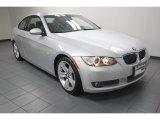 2009 Titanium Silver Metallic BMW 3 Series 335i Coupe #74369167