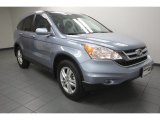 2011 Glacier Blue Metallic Honda CR-V EX-L #74369166
