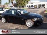 2010 Jet Black BMW 3 Series 328i Convertible #74369022