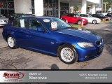 2010 Montego Blue Metallic BMW 3 Series 328i Sedan #74369021