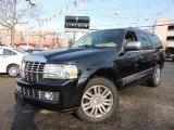 2007 Black Lincoln Navigator Ultimate 4x4 #74369538