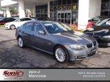 2009 Space Grey Metallic BMW 3 Series 335i Sedan #74369019