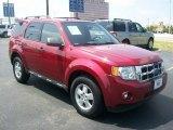 2009 Sangria Red Metallic Ford Escape XLT V6 #74368739