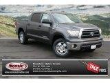 2013 Magnetic Gray Metallic Toyota Tundra TRD CrewMax 4x4 #74368615