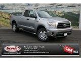 2013 Silver Sky Metallic Toyota Tundra SR5 TRD Double Cab 4x4 #74368614