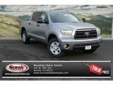 2013 Silver Sky Metallic Toyota Tundra CrewMax 4x4 #74368613
