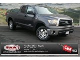 2013 Magnetic Gray Metallic Toyota Tundra SR5 Double Cab 4x4 #74368612