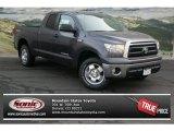 2013 Magnetic Gray Metallic Toyota Tundra SR5 Double Cab 4x4 #74368612