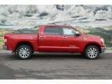 2013 Toyota Tundra Barcelona Red Metallic