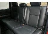 2013 Toyota Tundra Platinum CrewMax 4x4 Rear Seat