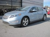 2013 Chevrolet Volt Standard Model Data, Info and Specs
