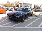 2013 Pitch Black Dodge Challenger Rallye Redline #74369150