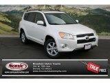 2012 Blizzard White Pearl Toyota RAV4 V6 Limited 4WD #74368592