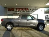 2013 Magnetic Gray Metallic Toyota Tundra TRD Double Cab 4x4 #74368711