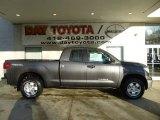 2013 Magnetic Gray Metallic Toyota Tundra TRD Double Cab 4x4 #74368711