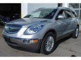 2009 Quicksilver Metallic Buick Enclave CXL AWD #74368572
