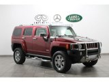 2009 Sonoma Red Metallic Hummer H3 X #74369387