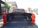 2011 Chevrolet Silverado 1500 LT Extended Cab 4x4 Trunk