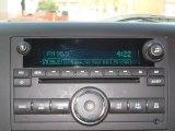 2011 Chevrolet Silverado 1500 LT Extended Cab 4x4 Audio System