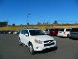 2012 Blizzard White Pearl Toyota RAV4 Limited #74369111