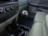 2008 Dodge Ram 3500 ST Regular Cab 4x4 Dually 6 Speed Manual Transmission