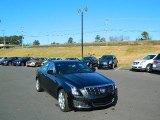 2013 Black Diamond Tricoat Cadillac ATS 2.5L #74369105