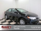 2012 Attitude Black Metallic Toyota Camry L #74369240