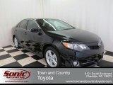2012 Attitude Black Metallic Toyota Camry SE #74369239