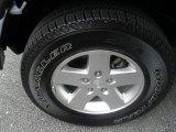 2012 Jeep Wrangler Sport S 4x4 Wheel