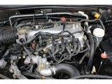 2003 Mitsubishi Montero Sport Engines