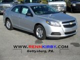 2013 Silver Ice Metallic Chevrolet Malibu LS #74369220