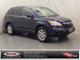 2007 Royal Blue Pearl Honda CR-V EX-L #74369074