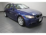 2010 Montego Blue Metallic BMW 3 Series 328i Sedan #74369206