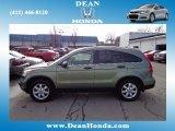 2008 Green Tea Metallic Honda CR-V EX 4WD #74369333